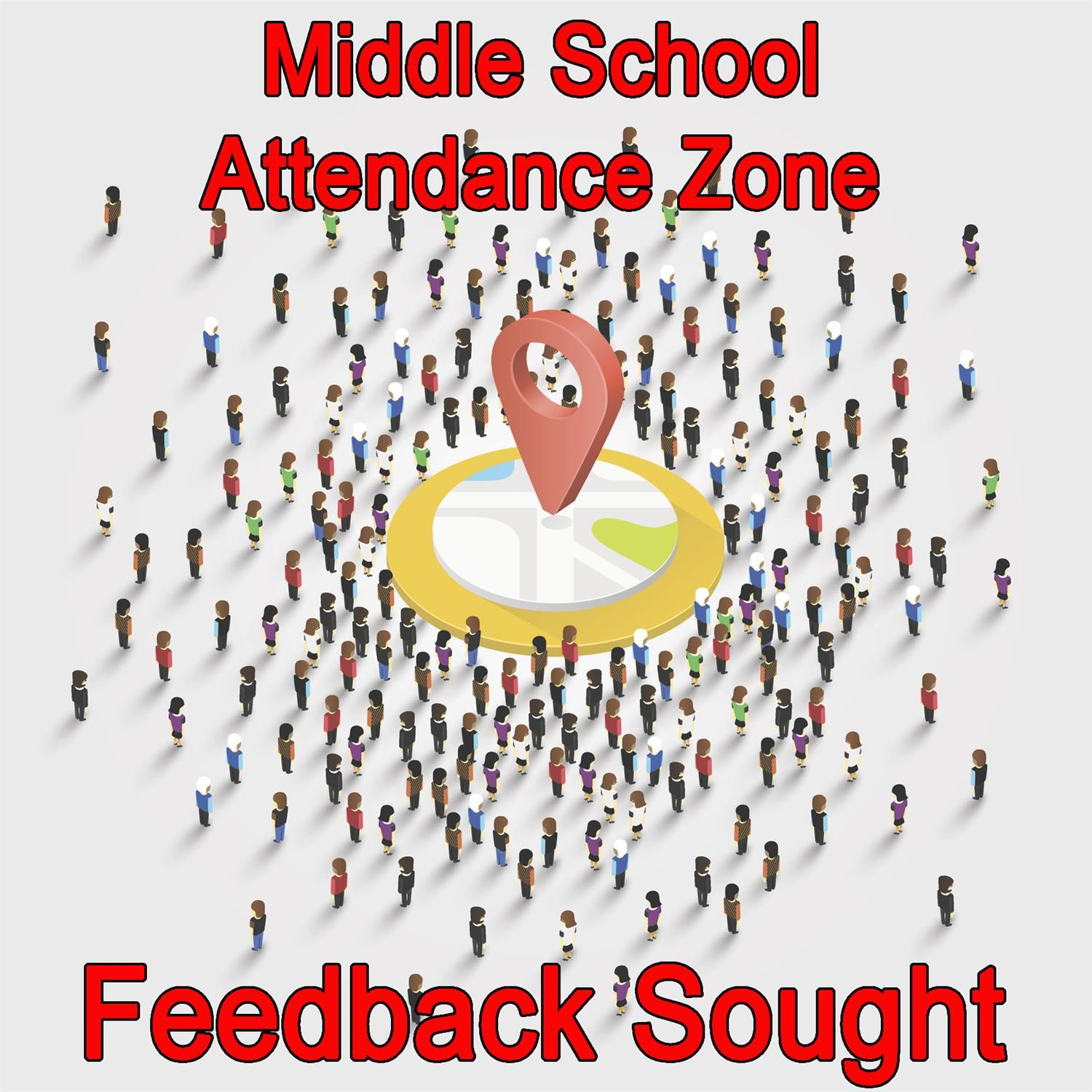 Feedback Sought For Proposed Middle School Attendance Zone Realignment