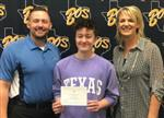 photo of Greyson Barngrover, National Merit Commended