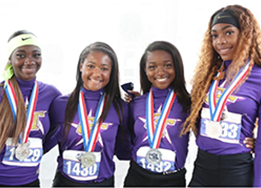 Chisholm Trail Track and Field athletes bring home State medals