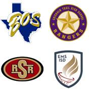 EMS ISD Athletics Logos