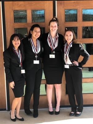 HOSA state qualifiers 2019