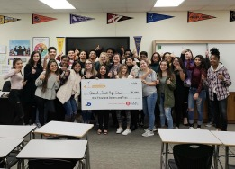 Chisholm Trail High School teacher receives Excellent Educator Award from NBC 5 and Southern Methodist University