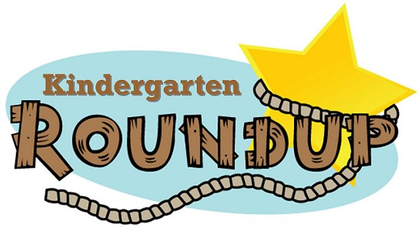 Kindergarten Roundup words with star
