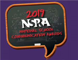 NSPRA 2019 Awards logo