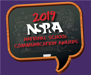 NSPRA awards logo 2019