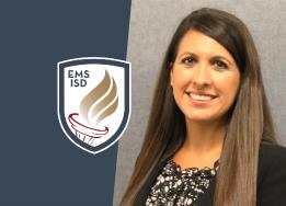 photo of RandiAnn Cowden, newly named Principal of Elkins Elementary for 2019-2020