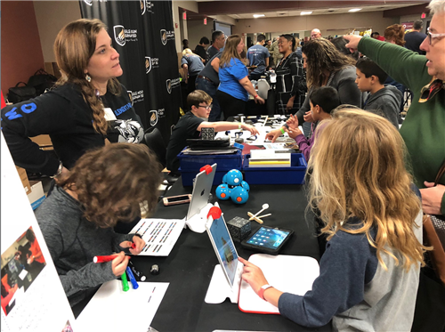 Lake Pointe Elementary showcases STEM learning at Taste of Northwest.