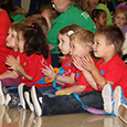 EMS ISD Childcare celebrates Week of the Young Child