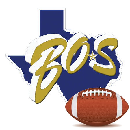 Boswell logo with football
