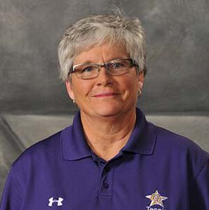 Coach Leslie Crook's professional photo