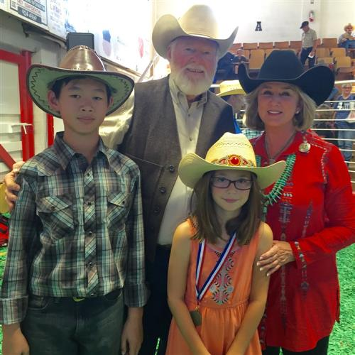 Photo of Red Steagall Cowboy Poetry Contest