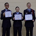 EMS AFJROTC earns 'Exceeds Standards' in Air Force JROTC Unit Evaluation