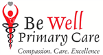Be Well Primary Care logo Compassion. Care. Excellence.