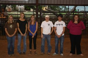 Ag scholarship winners