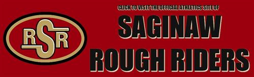 Click to visit the official atletics site for Saginaw Rough Riders