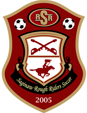 RSR - Saginaw Rough Riders Soccer established 2005 - linked to Official Athletics Site of Saginaw Rough Riders