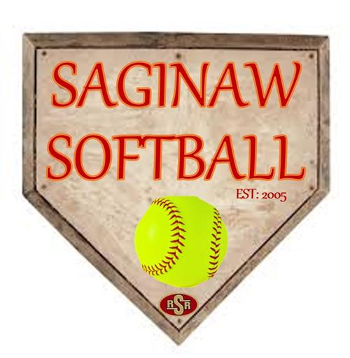 Saginaw Softball, est 2005 - linked to Official Athletics Site of Saginaw Rough Riders