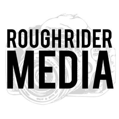 Rough Rider Media text over watermark image of camera
