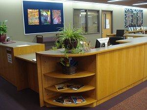 Circ Desk