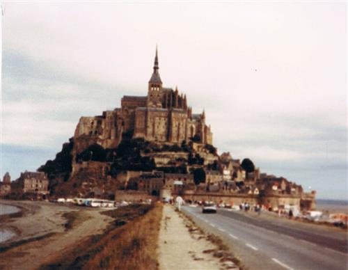 Mount Saint Michele, Normandy, France