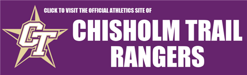 Click to visit the Official Athletics Site of Chisholm Trail Rangers