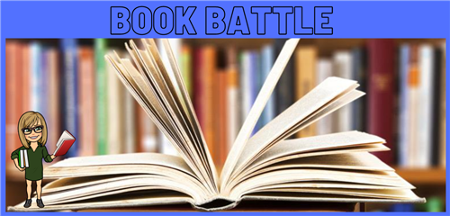 Book Battle Graphic