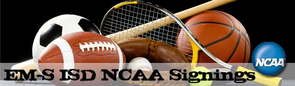 NCAA Signings