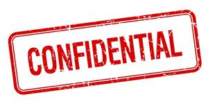 the meaning of the term confidentiality