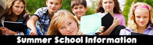 Summer School 2018 Summer School Information