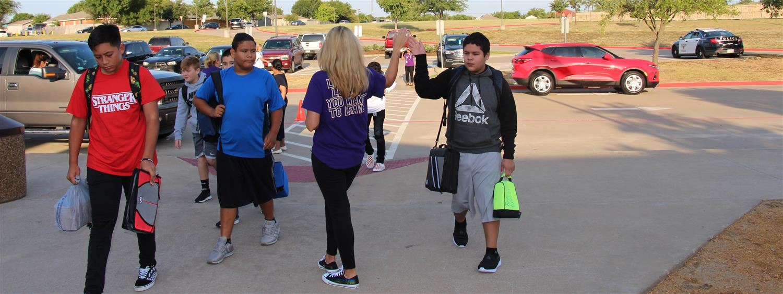 Creekview Middle School / Creekview Middle School Homepage