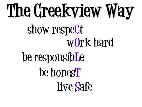 Creekview Way