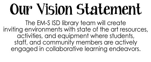 EMSISD Vision